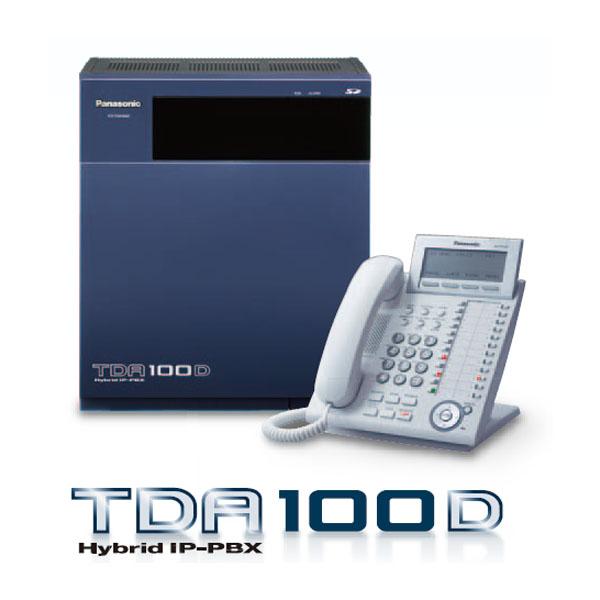 KX-TDA100 Image