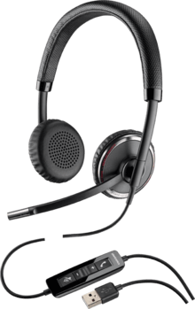Plantronics BlackWire 5200 Series Image