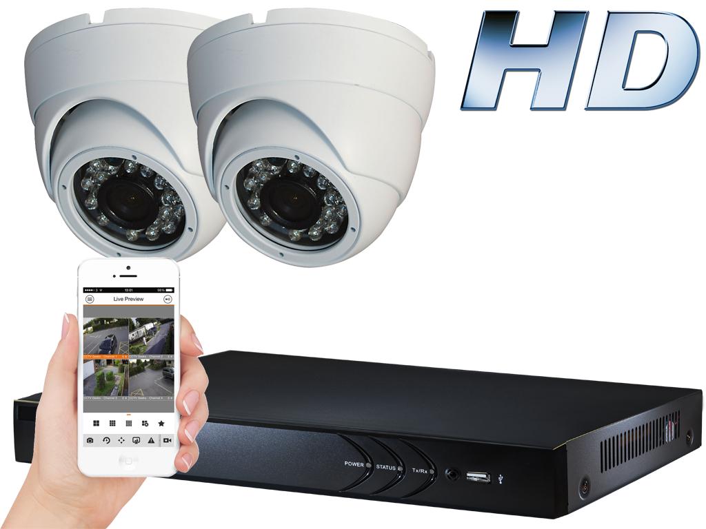 CCTV Camera System Image