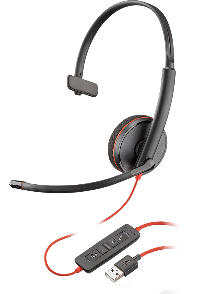Plantronics BlackWire 3210 Image
