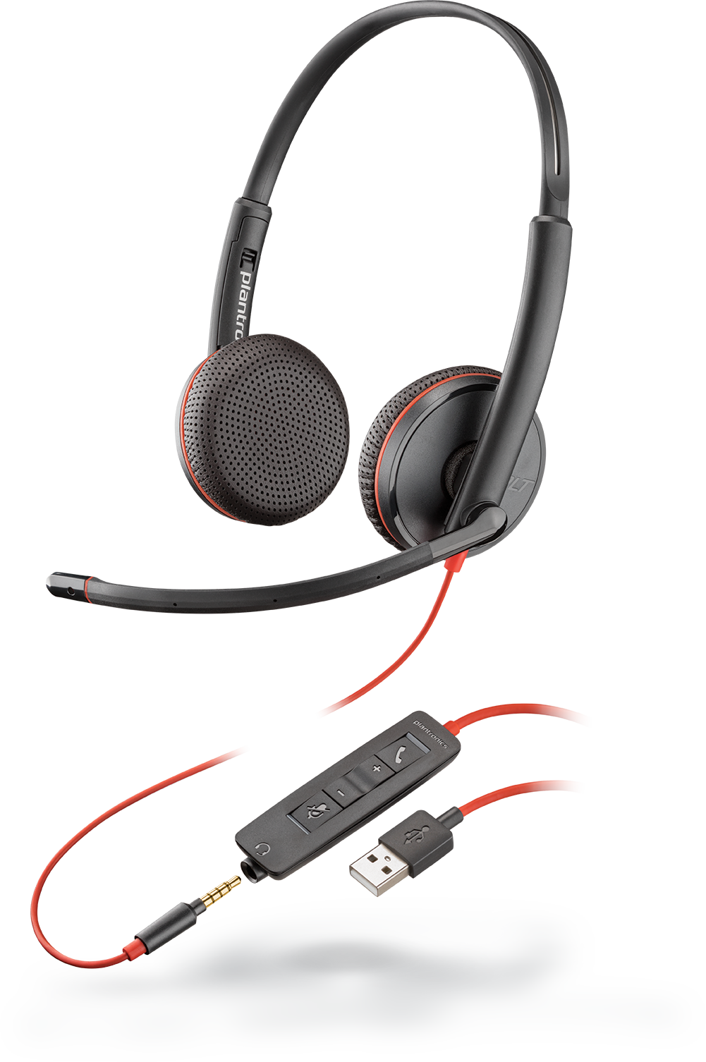 Plantronics BlackWire 3220/3225 Image